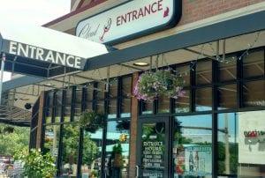Cloud 9 Restaurant Entrance